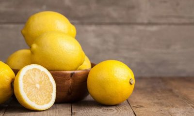 what happens to body when eating Lemon