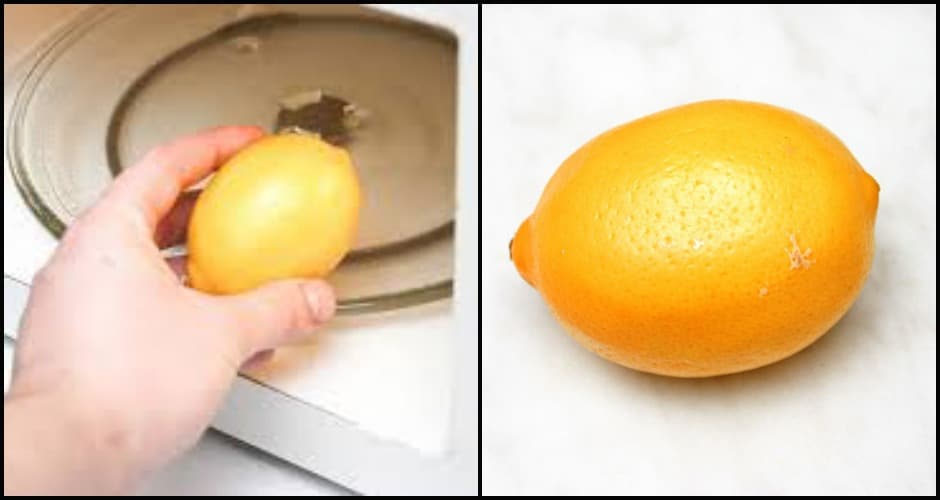 Peel Fruit in the Microwave