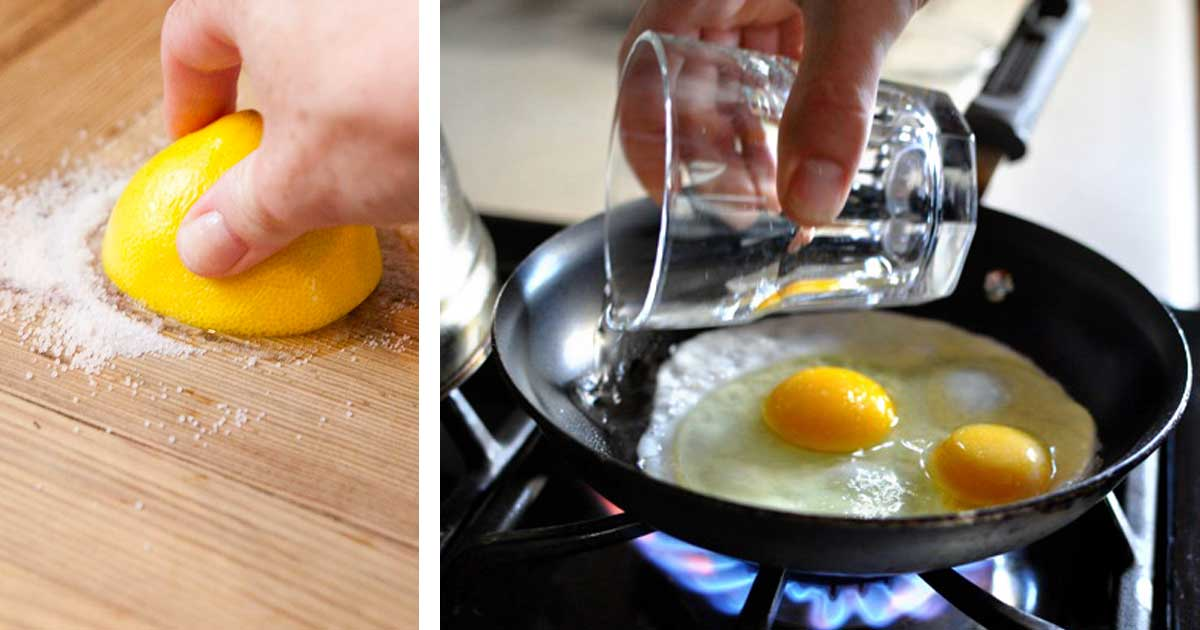 best kitchen tips and hacks
