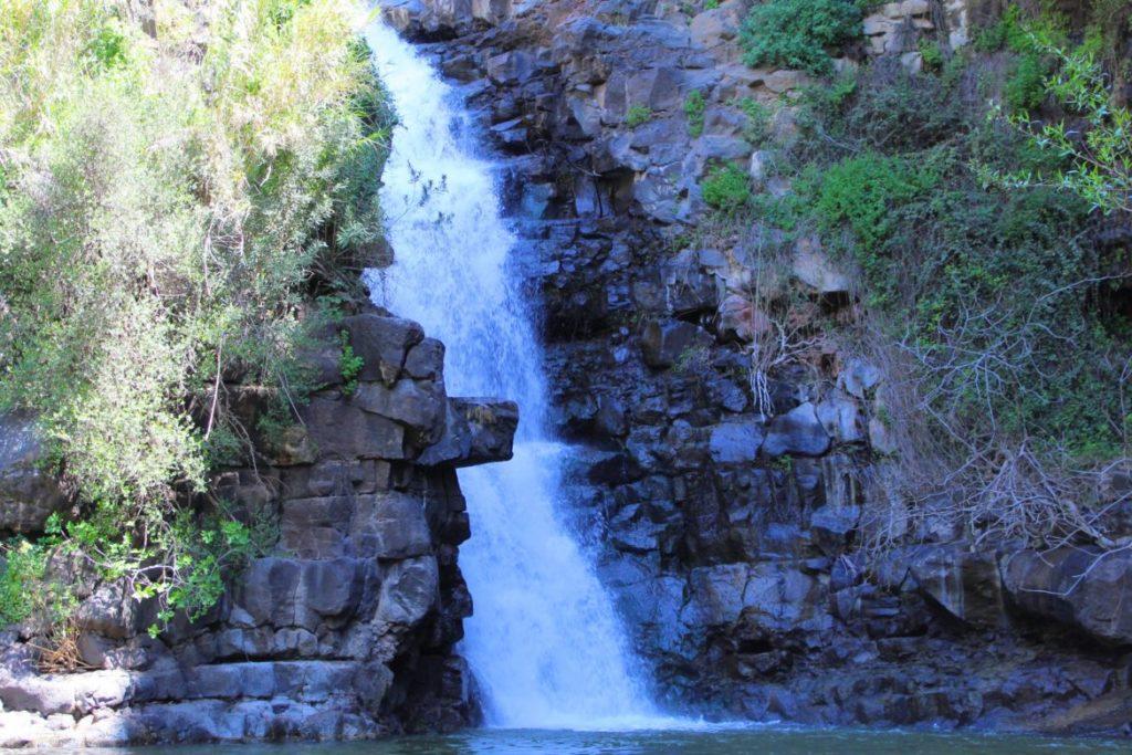 wilderness walk downhill Water flows down hill