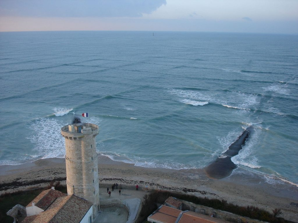 square wave phenomenon France