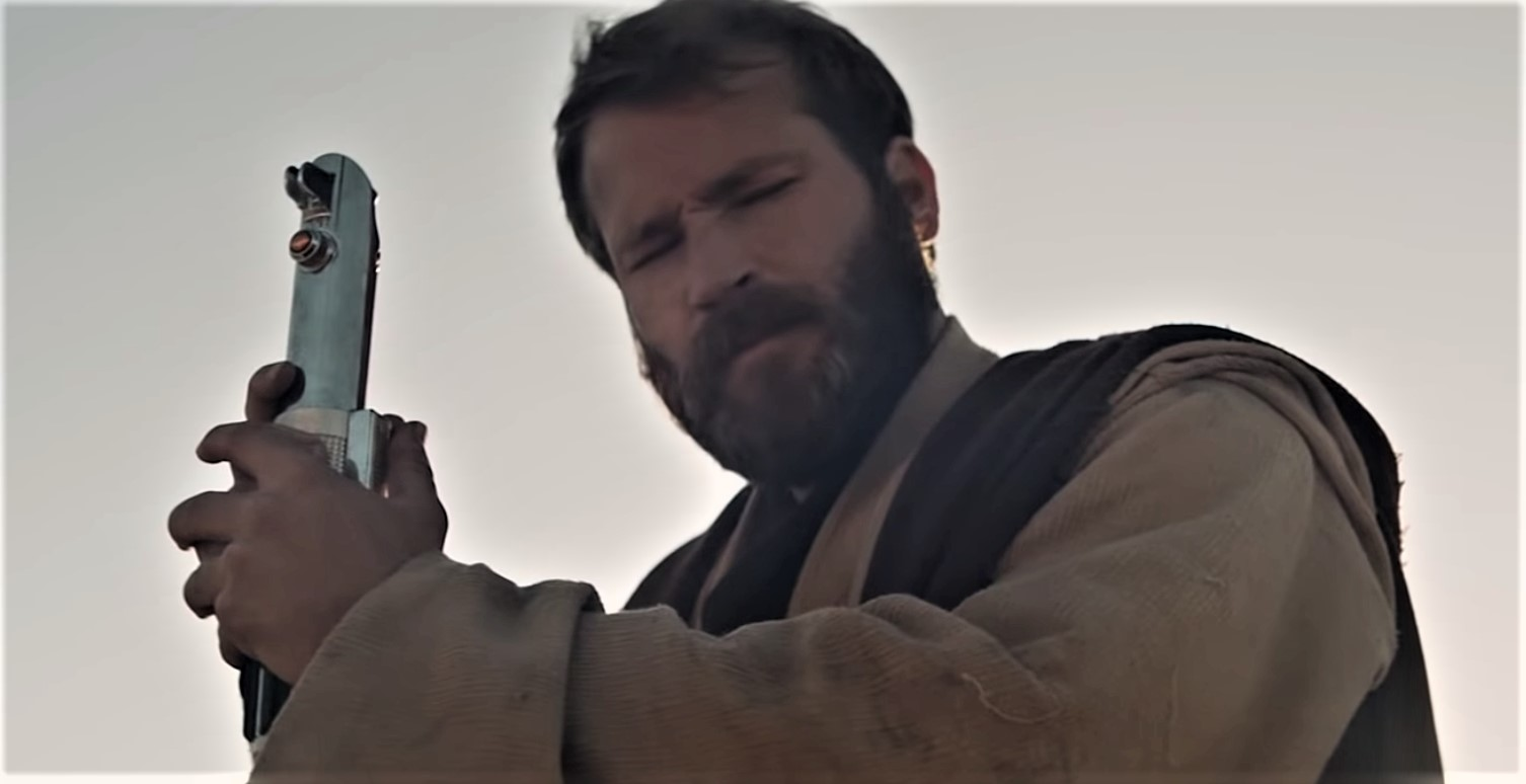 Star wars Kenobi fan film